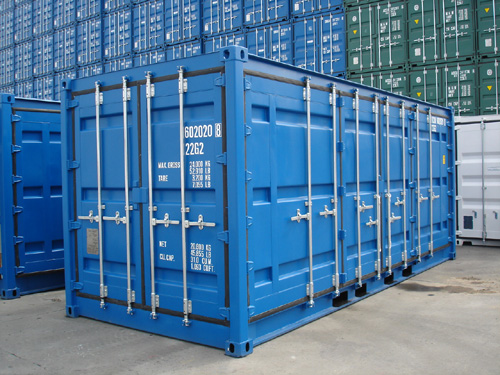 neue Side Door Container