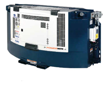 autarke Stromversorgung für Tiefkühlcontainer