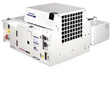 Kühlcontainer autarke Stromversorgung durch Diesel-Generator-Set
