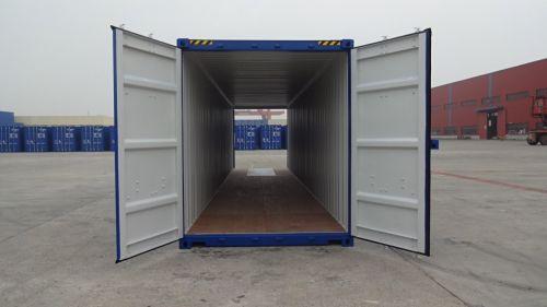 gebrauchte und neue double door container double side door container open side container. Black Bedroom Furniture Sets. Home Design Ideas